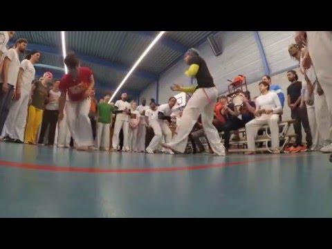 26th Capoeira Easter Meeting Amsterdam - 03/2016