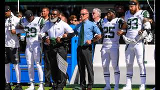 New York Jets Chairman Says He'll Pay Fines For Players Who Protest During Anthem