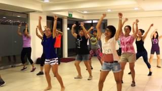 HoLee Matrimony Flashmob Dance Rehearsal 1