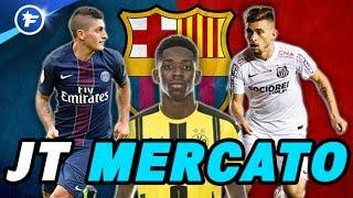 Le Barça va dynamiter les transferts | Journal du Mercato