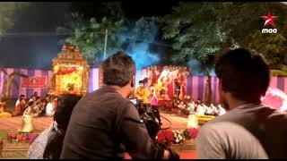 Making visuals from #AgniSakshi ga #Shambavi Vinayaka Chavithi Maha Episode #StarMaaSerials