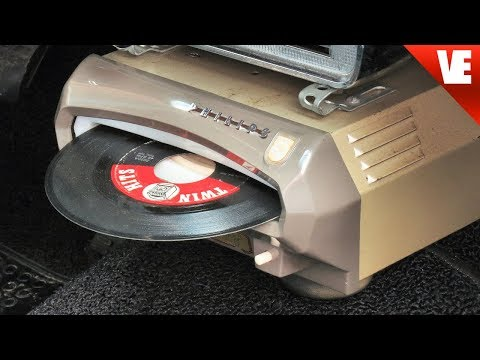 record-players-in-cars??