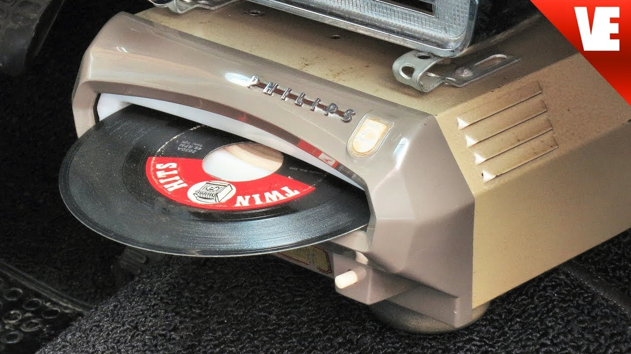 Record Players In Cars Youtube