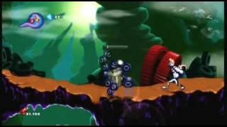 Earthworm Jim HD Gameplay