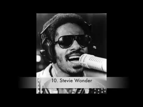 Top 50 Greatest Singers of All Time