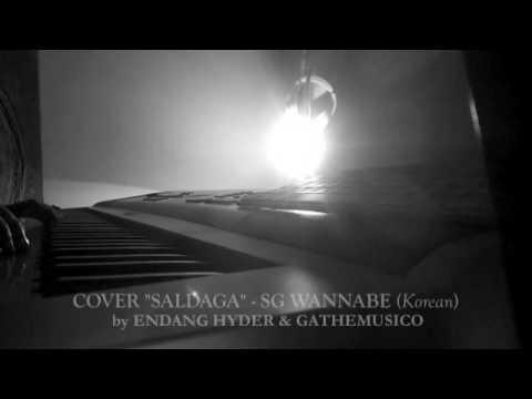 SG WANNABE - SALDAGA (PIANO, VIOLIN + ERHU COVER BY GATHEMUSICO & ENDANG HYDER)