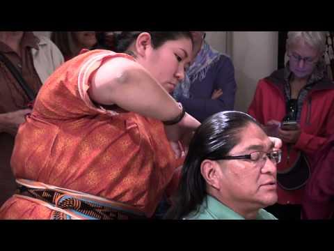 Native Portraits: Native Hairstyles At MIAC