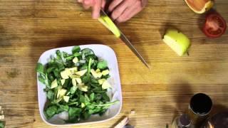 """20 Second Recipes: """"whateva You Got Salad""""   Agymlife.com"""