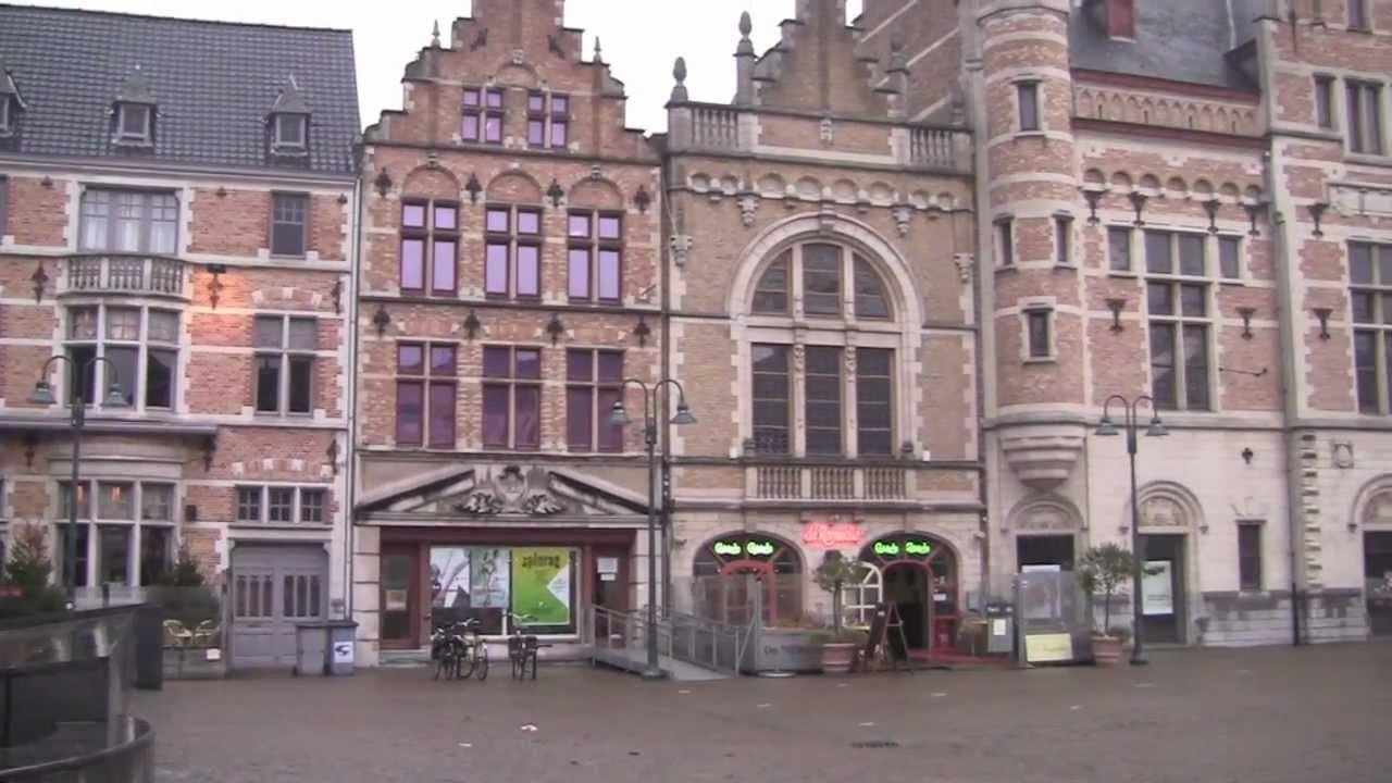 Kortrijk west flanders belgium 9th january 2013 youtube for Courtrai belgium