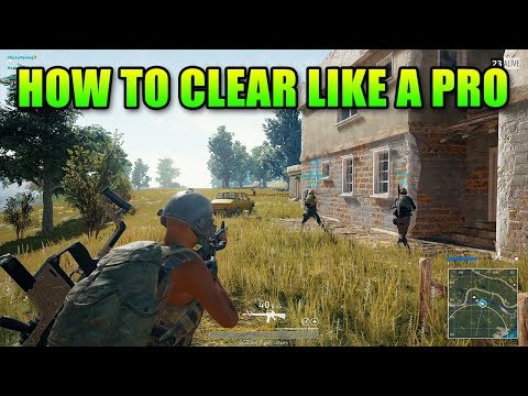 How to Clear & Defend Buildings Like a Pro - Battlegrounds Guide | PUBG