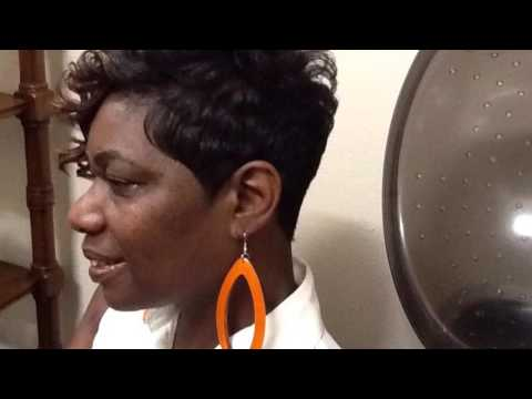 Short And Long Hairstyles For Black Women