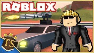 Dansk Roblox | Jailbreak - Boss Gamepass + Minigun Køretøj!
