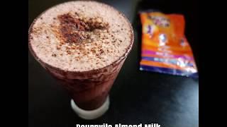 Bournvita Almond Milk Shake l Bournvita Milk Shake l Kid