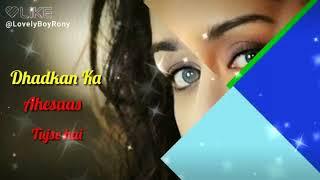 Har lamhe ka khyal tujhse hai heart touching shayari  by || Rony ||
