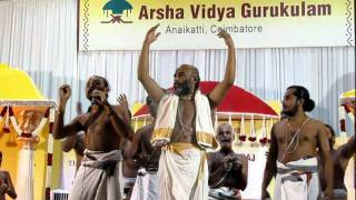 "The signature song ""Rangamma"" of Shri Vittaldas Maharaj! Nov 13 2011 Coimbatore"