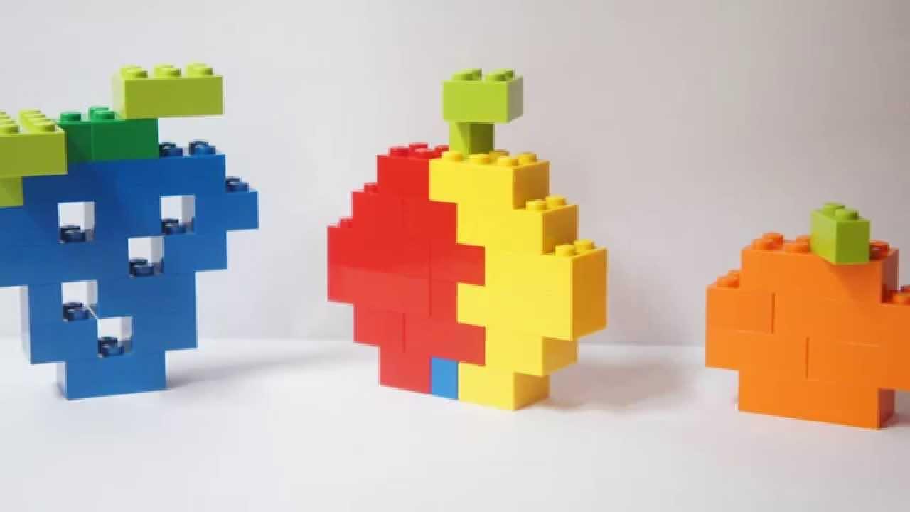 Build A Lego Apple
