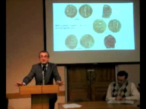 "Michael Alram ""New Numismatic Evidence from the Hindu Kush: From the Sasanians to the Huns"""