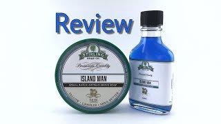 Stirling Soap Co. Island Man