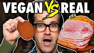 Does This Vegan Meat Taste Like The Real Thing?