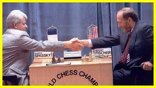 Bobby Fischer vs Boris Spassky - Game 5, 1992 Match