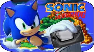 SONIC THE HEDGEHOG (Game Gear) : COMME UN GRAND