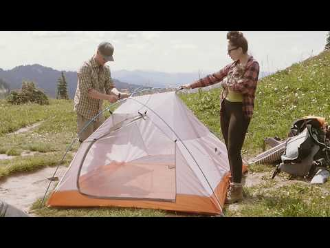 Backpacking 2 Nights with a $125 Dollar 4 Season Tent - Honest Review - Nature Hike Cloud Up 3
