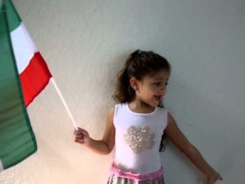 moneli 3 year old persian child anthem