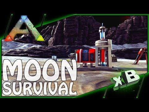 MOON RESOURCE DRILLING! :: ARK: MOON SURVIVAL :: Ep 3