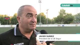 Calafell Esportiu: UE Segur 1-0 UD Sant Salvador