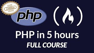 PHP Programming Language - Full Course Mp3