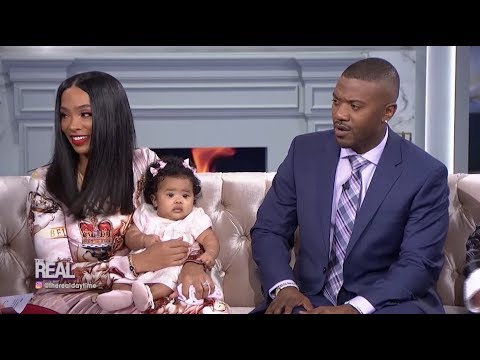 FULL INTERVIEW: Princess Love And Ray J And Baby Melody's Debut – Part 1