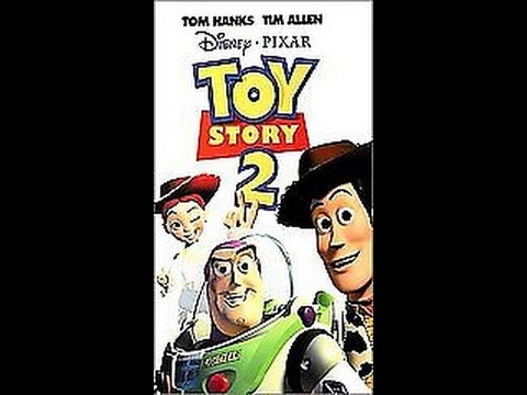 Opening & Closing To Toy Story 2 2000 VHS - YouTube