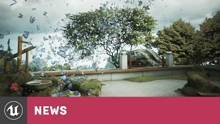 Epic Zen Garden for iOS 8 by Epic Games – Built with Unreal Engine 4