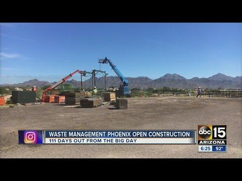 Waste Management construction already underway in Scottsdale