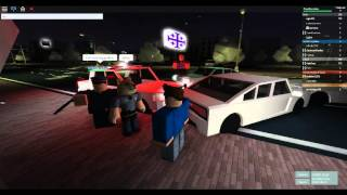[ROBLOX] Policía Corrupción Episodio 8- Parte 1- Norfolk PD