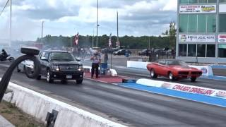Chevy avalanche 1/4 mile