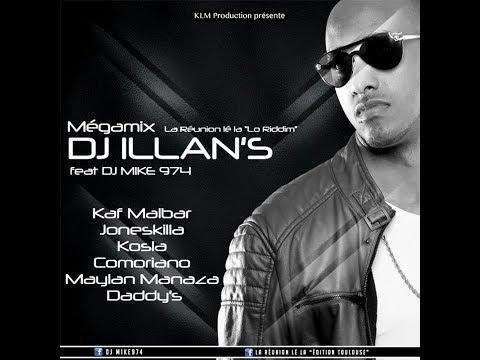 Dj Illan's ft. Dj Mike974 - Mgx ft. KAF MALBAR, JONESKILLA, KOSLA, COMORIANO, MAYLAN MANAZA, DADDY'S