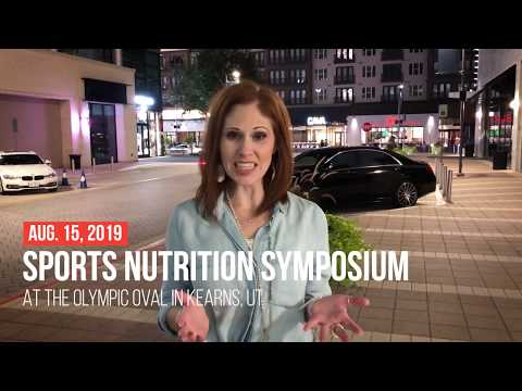 Join us for the 2019 Sports Nutrition Symposium