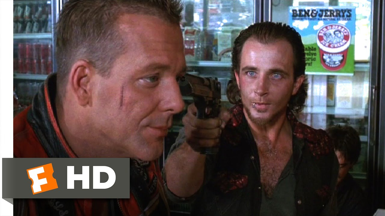 Harley Davidson Movie: Harley Davidson And The Marlboro Man (1/12) Movie CLIP