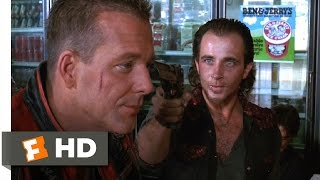 Harley Davidson and the Marlboro Man (1/12) Movie CLIP - Convenience Store Robbery (1991) HD