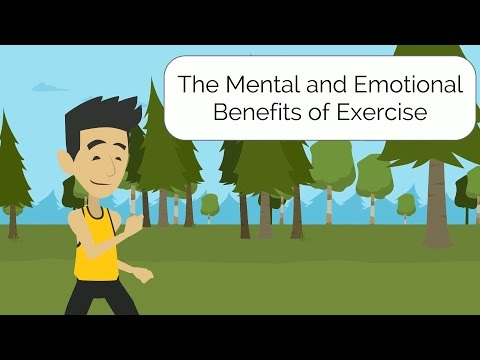 Emotional and Mental Benefits of Exercise