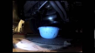 Peugeot 106 : Vidanger l'huile moteur
