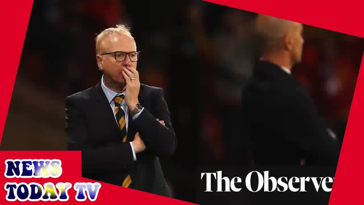 Scotland Manager Alex Mcleish Under Pressure To Deliver Albania Win News Today Tv