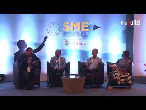 """SME Futures Tour""""Pune"""" :  CLOUD & NEW AGE TECH INNOVATIONS: GROWTH OPPORTUNITIES FOR SMEs Part 2"""
