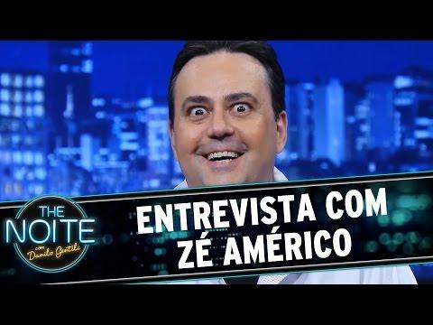 The Noite (10/09/15) - Entrevista com Zé Américo