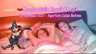 Befana 2017 - Episodio 2 (Apertura calze) by Marghe Giulia Kawaii