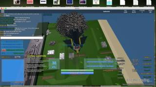Hacked Base Wars roblox Sever