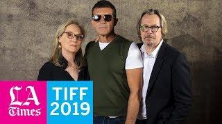 Meryl Streep, Gary Oldman, and Antonio Banderas on discovering money laundering