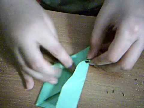 how to make an oragami ben 10 omnitricks out of paper youtube