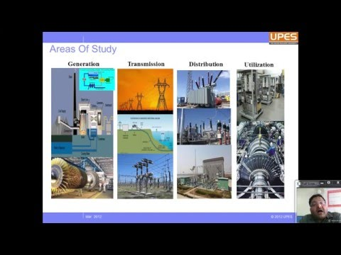 UPES ( Power System Engineering)